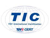 certificazione ISO TUV International Certificate